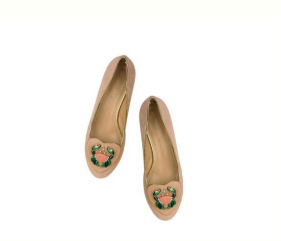 Charlotte Olympia Birthday Flats (Cancer)